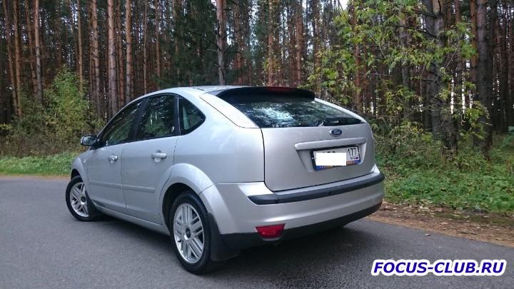 [Москва] Продаю Ford Focus II Хэтч, 5 дв. 1.8 MT Серебристый, немецкая сборка - 2015 10 12 Focus (10).JPG