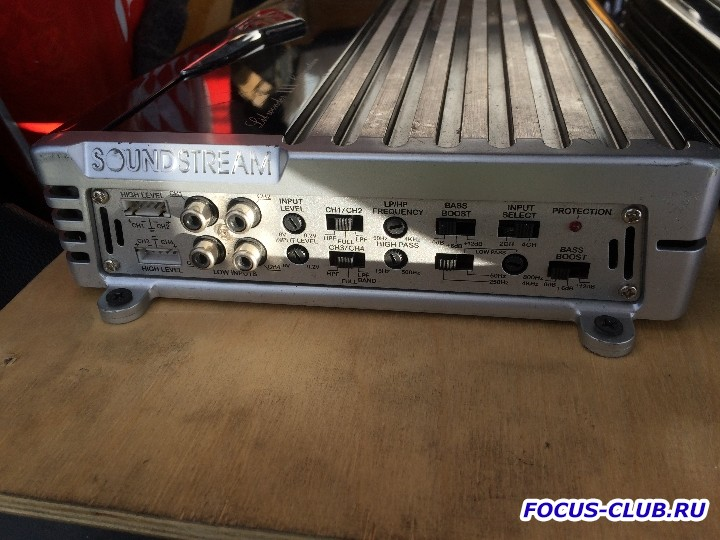 Продам САБ, 2 усилка и накопитель - IMG_3844.JPG