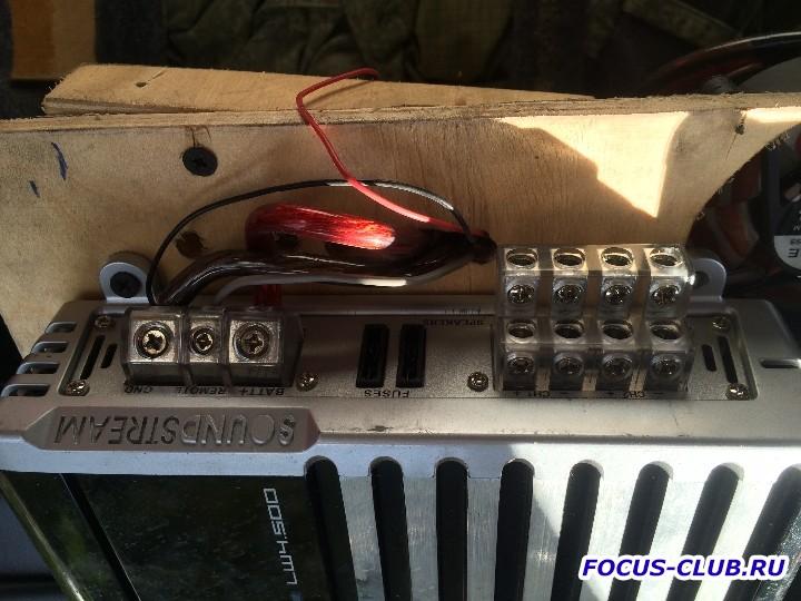 Продам САБ, 2 усилка и накопитель - IMG_3848.JPG