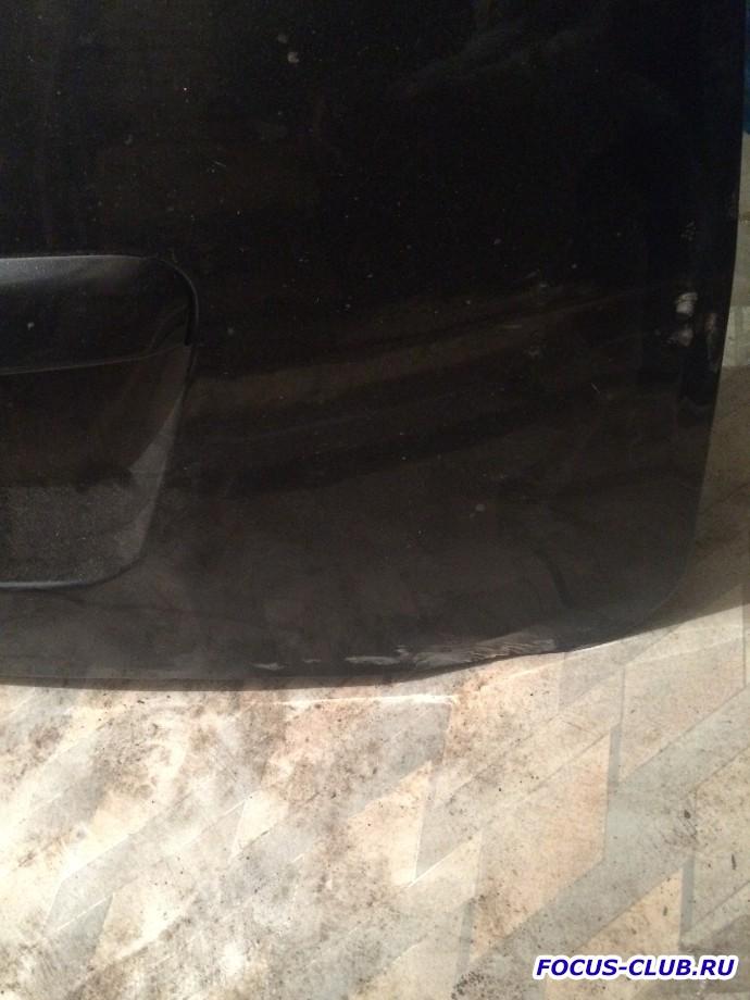 Продам крышку багажника форд фокус 2 хэтчбек дорестайлинг - IMG_1034-min.JPG