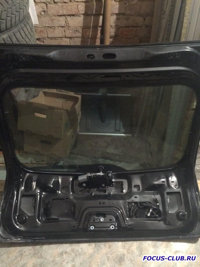 Продам крышку багажника форд фокус 2 хэтчбек дорестайлинг - IMG_1037-min.JPG