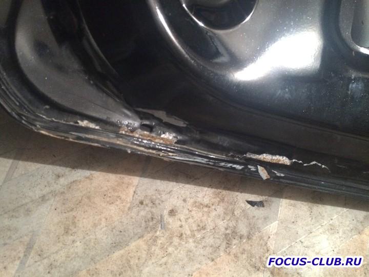 Продам крышку багажника форд фокус 2 хэтчбек дорестайлинг - IMG_1038-min.JPG