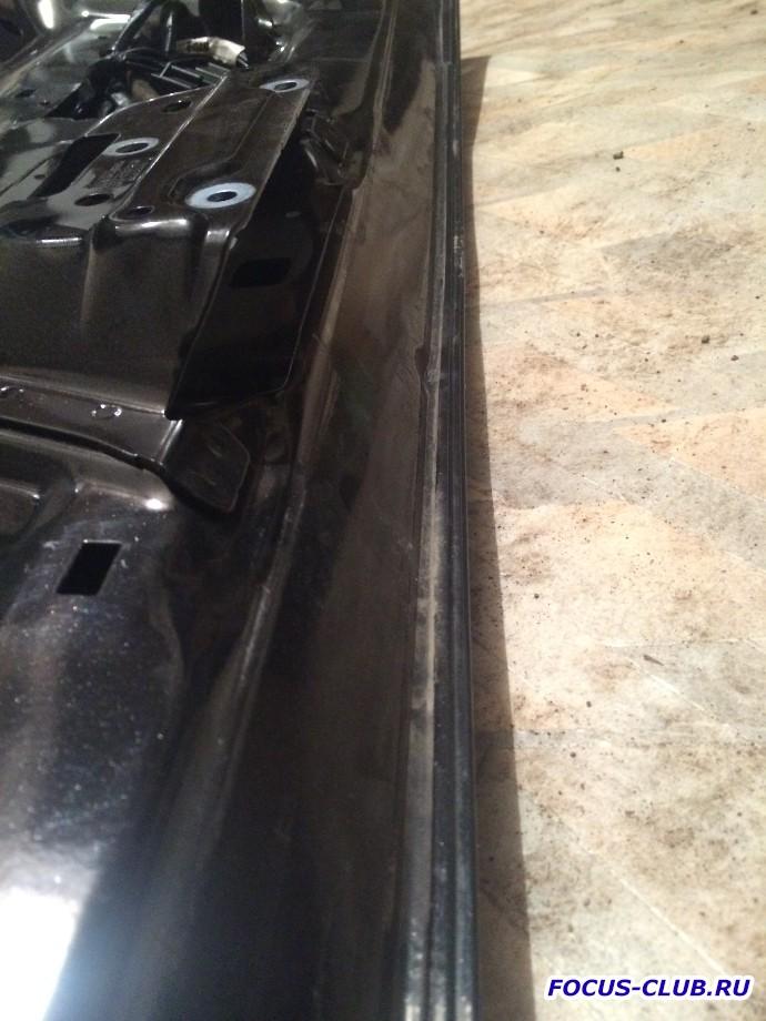 Продам крышку багажника форд фокус 2 хэтчбек дорестайлинг - IMG_1039-min.JPG