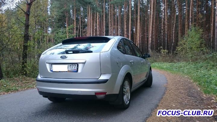 [Москва] Продаю Ford Focus II Хэтч, 5 дв. 1.8 MT Серебристый, немецкая сборка - 2015 10 12 Focus (8).JPG