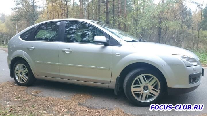 [Москва] Продаю Ford Focus II Хэтч, 5 дв. 1.8 MT Серебристый, немецкая сборка - 2015 10 12 Focus (25).JPG