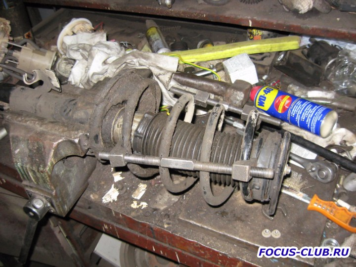 Замена передних амортизаторов стойки  - IMG_3252.jpg