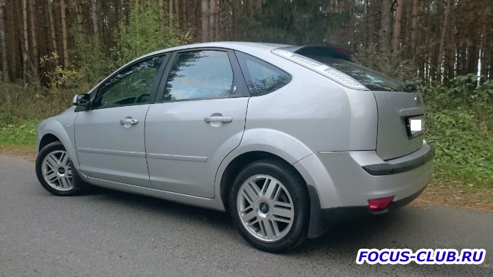 [Москва] Продаю Ford Focus II Хэтч, 5 дв. 1.8 MT Серебристый, немецкая сборка - 2015 10 12 Focus (29).JPG