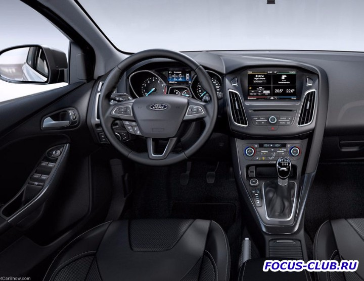 Интерьер нового Ford Focus 2015 - Ford_Focus_4.jpg