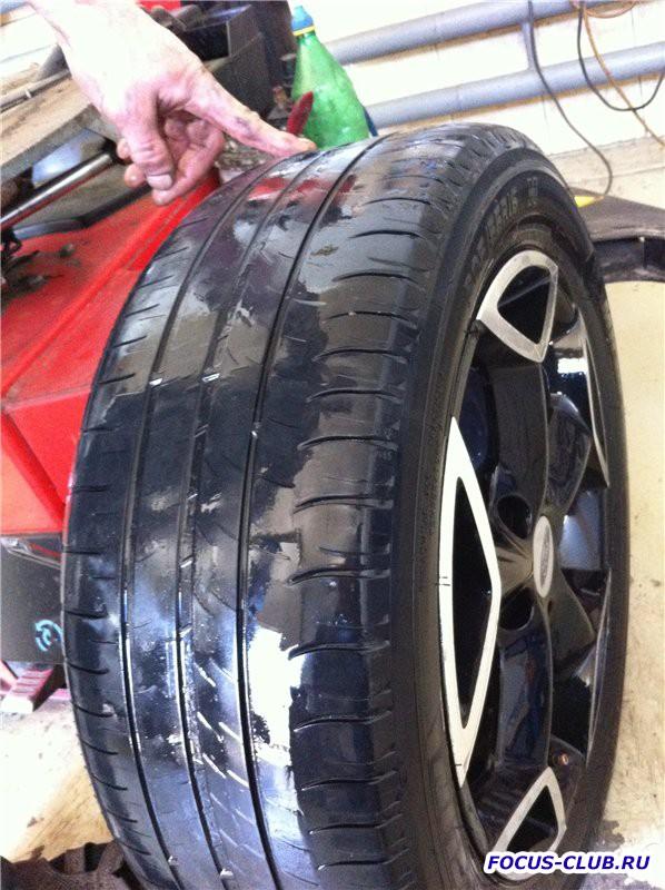 Отзыв шин Michelin R16 205 55 после 70000 км - c630bc2329fd.jpg