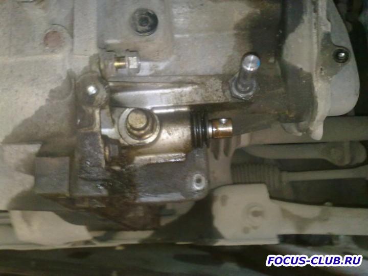 Ремонт течи подтеков масла из КПП фотоотчет  - 20052011154.jpg