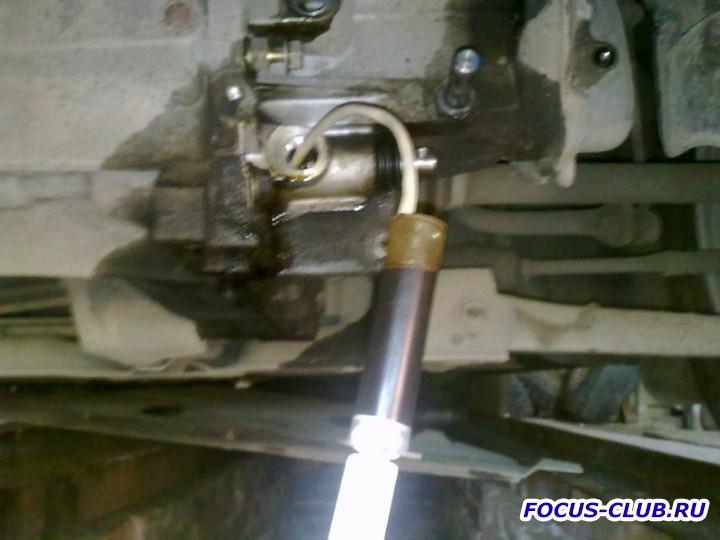 Ремонт течи подтеков масла из КПП фотоотчет  - 20052011155.jpg