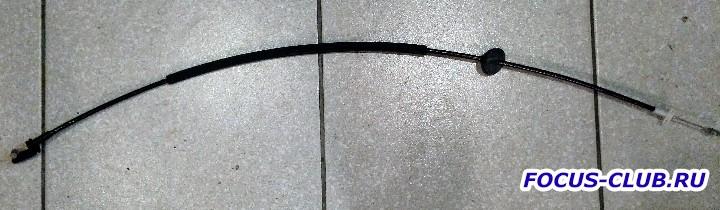 Трос открывания передней левой двери Focus II 2008-2011;Focus II 2005-2008 1681362 - Тросик Форд (3).jpg