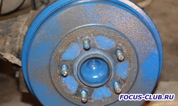 Замена задних барабанных тормозных колодок на Focus 2 - 311.jpg