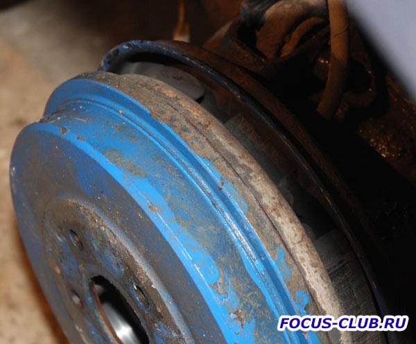 Замена задних барабанных тормозных колодок на Focus 2 - 49.jpg