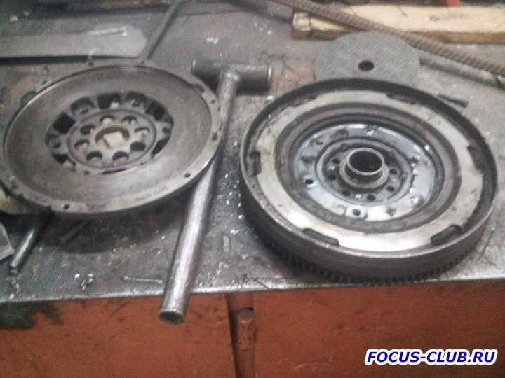Двухмассовый маховик на Ford Kuga 1 - 866.jpg
