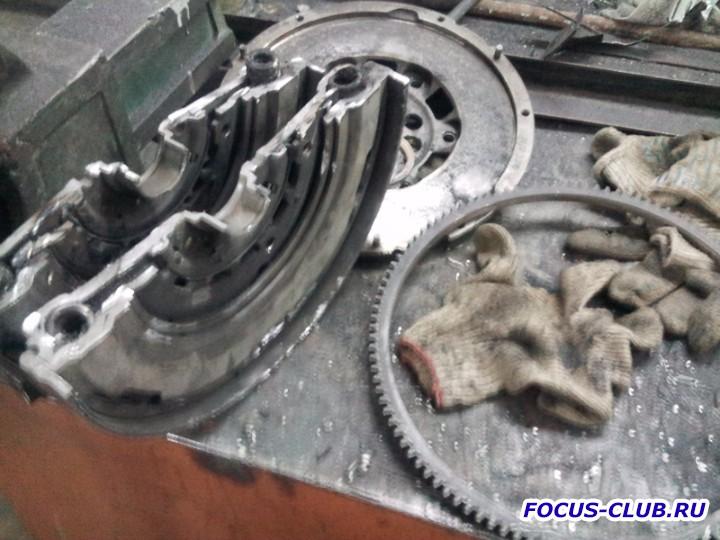 Двухмассовый маховик на Ford Kuga 1 - 869.jpg
