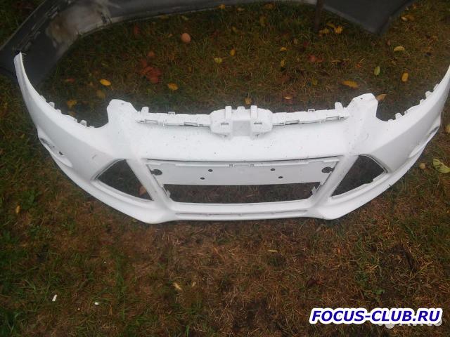 Продаю бампер передний Ford Focus III - 1898847134.jpg