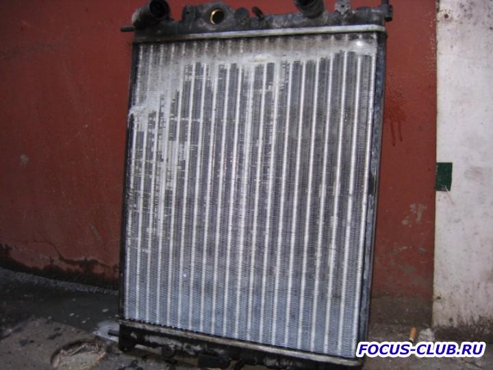 Промывка радиатора от грязи средством Крот  - IMG_3494.jpg