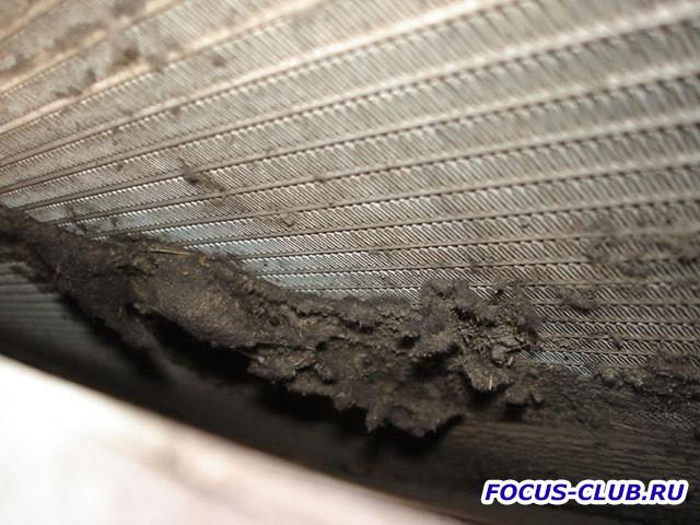 Мой радиатор или - Тополиный пух, жара, июнь...  - radiator6.jpg