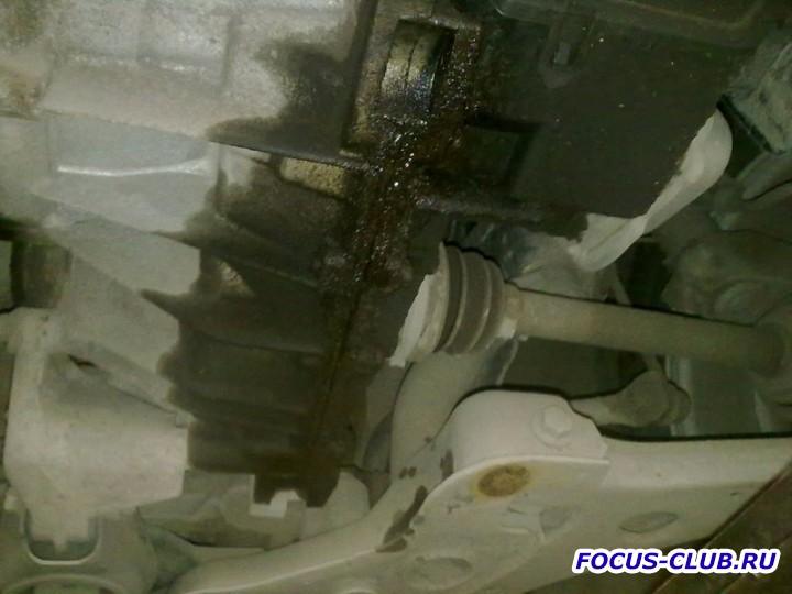 Ремонт течи подтеков масла из КПП фотоотчет  - 29042011131.jpg
