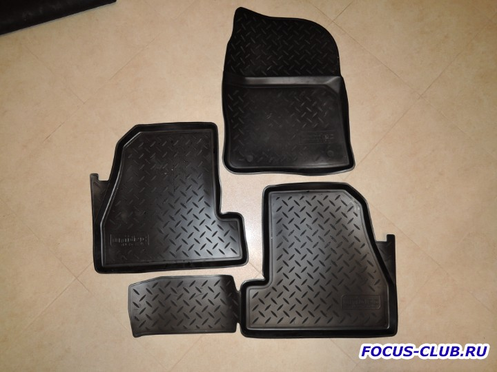 Продаю коврики салона для Ford Focus 3 - DSCN0848.JPG
