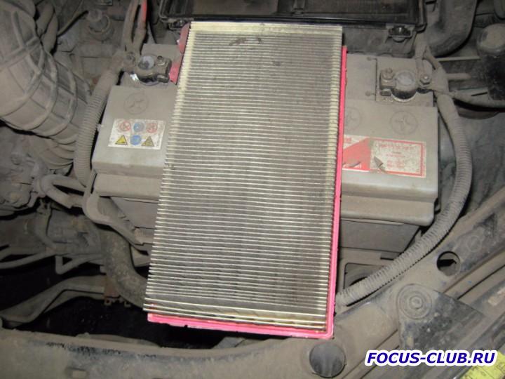 Замена моторного масла и фильтров на Focus 1 Фотоотчёт  - IMG_3314.jpg