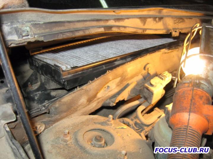 Замена моторного масла и фильтров на Focus 1 Фотоотчёт  - IMG_3325.jpg