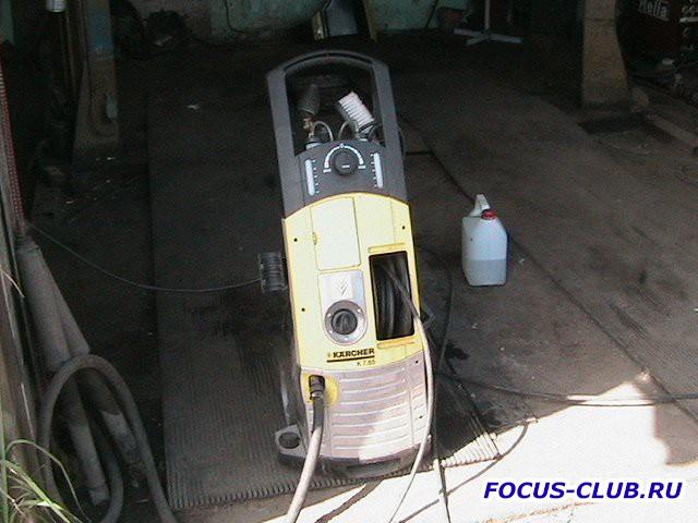 Промывка чистка радиатора Ford Focus 2 - c90f730d10e9.jpg