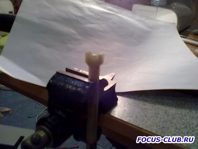 Ремонт тяги личинки замка капота фотоотчет  - 6dc956f8f85e.jpg