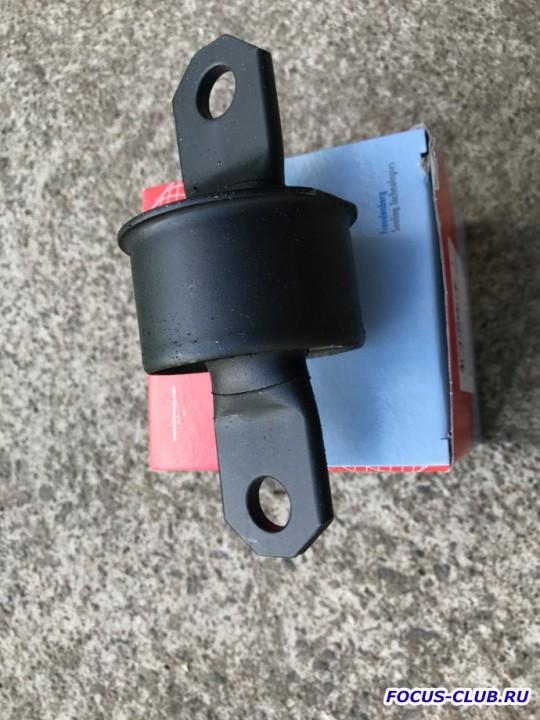Комплект рычагов передней подвески MYLE, сайлентблоки передней подвески CORTECO Ford Focus 2 - IMG_2113.jpeg